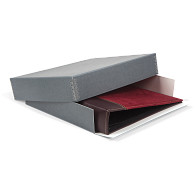 Gaylord Archival® Storage Box for Pioneer® D-Ring Faux Suede Album