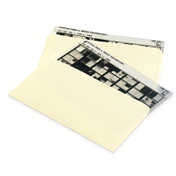80 lb. Text Plain Microfiche Envelopes (250-Pack)