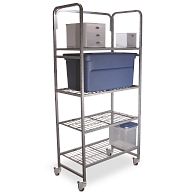 Buddy Steel Mobile Shelving