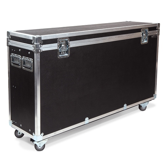 Flight Case for Single Frank Freestanding Tower Exhibit Case