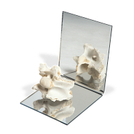 Jule-Art Mirrored Acrylic Display Base