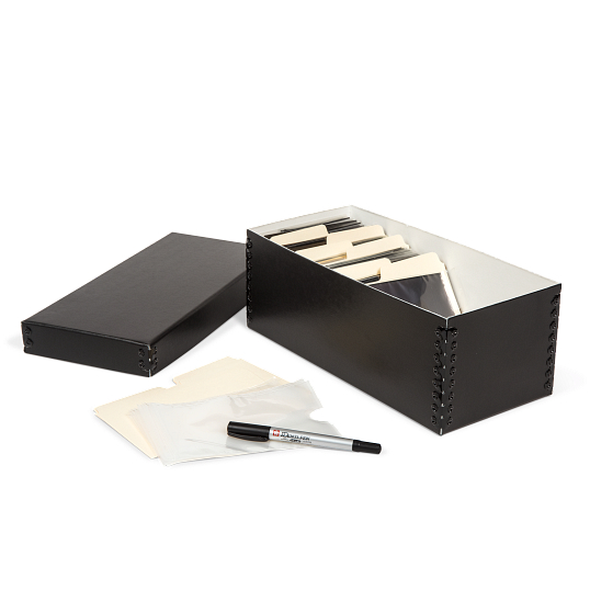 Gaylord Archival® Shoebox-Style Photo Storage Kit