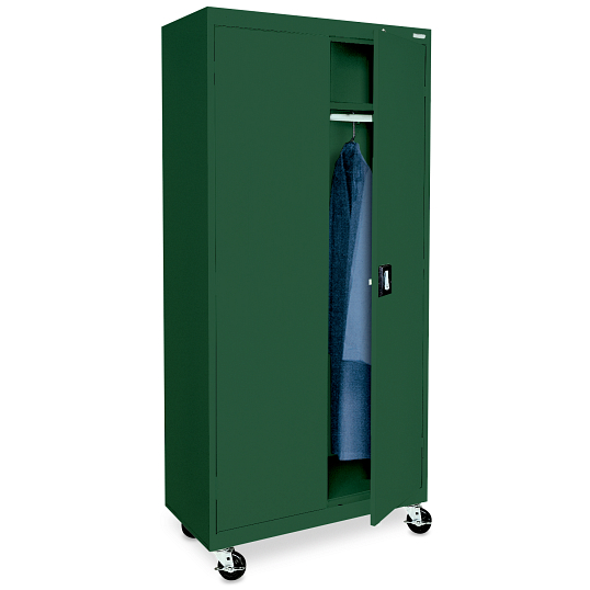 Sandusky-Lee Mobile Wardrobe Cabinet