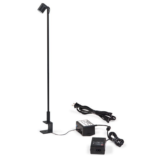 Gaylord Archival® Metro™ Clamp-Style LED Spotlight with Driver