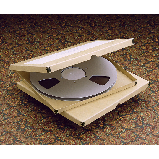 "Gaylord Archival® Clamshell 10"" Audio Reel Box"
