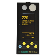 ELSEC Model 7650 Handheld Light Monitor Data Logger