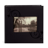 Pioneer® Leatherette Embossed Photo Album