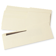 Gaylord Archival® 80 lb. Buffered Text Negative Strip Envelopes (50-Pack)