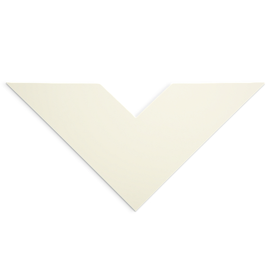 Rising Buffered Cream Museum Matting & Mounting Board (25-Pack)