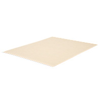 Gaylord Archival® Light Tan E-flute Corrugated Board Sheets (10-Pack)