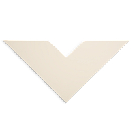 Rising Buffered Zinc Museum Matting & Mounting Board (25-Pack)