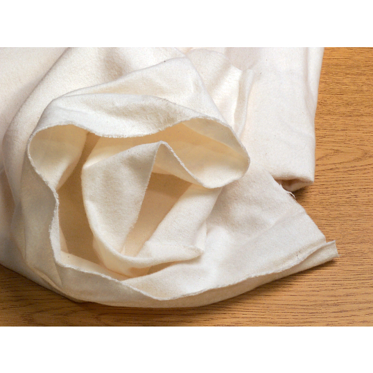 Unbleached Cotton Flannel (10 Meters)