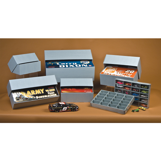 Gaylord Archival® E-flute 1/32 Scale Collectible Stock Car Box