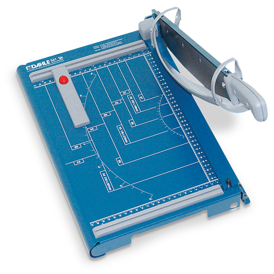"Dahle® Premium 21 1/2"" Heavy-Duty Guillotine Paper Trimmer"