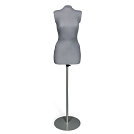 Dress Form in Grey