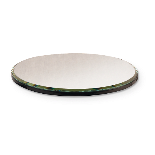 Jule-Art Mirrored Top for Large Display Turntable