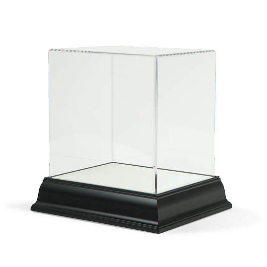 Gaylord Archival® Prestige Acrylic Tabletop Case with Linen Deck