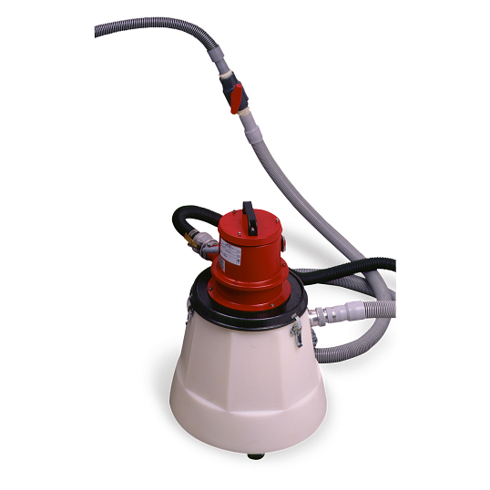 Tiger-Vac® Wet/Dry Vacuum Cleaner with HEPA Filter