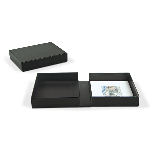 Portfolio Box with Black Lining