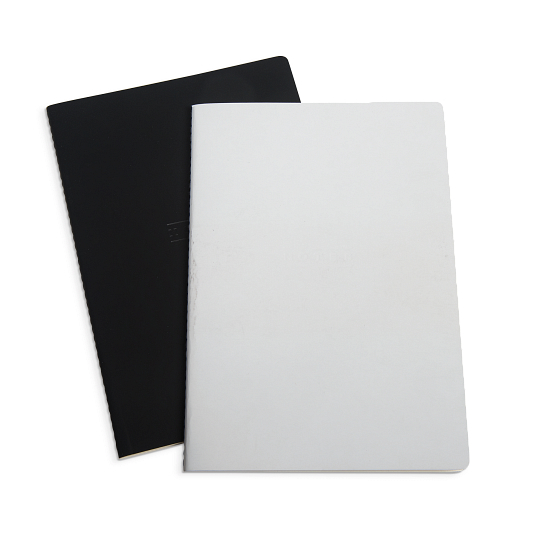 Soft Touch 2-Piece Notebook Set