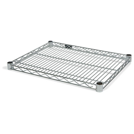 Extra Shelves for Heavy-Duty Wire Utility Cart (2-Pack)