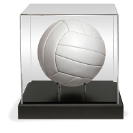 Gaylord Archival® League Volleyball Display Case