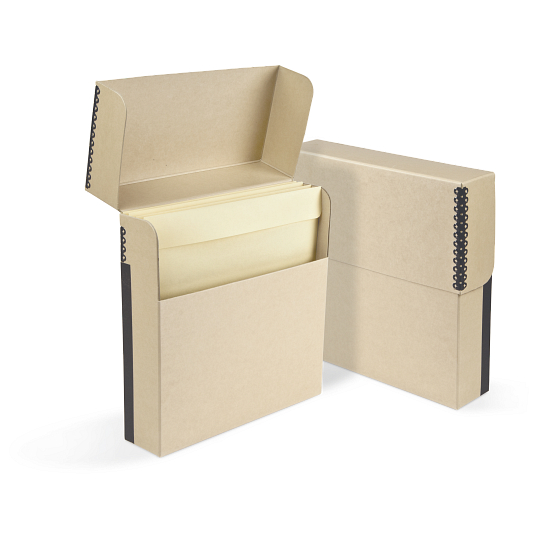 "Gaylord Archival® Flip-Top 10"" LP Record Box"