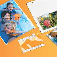 2 mil Polyester Photo Mounting Sleeves (25-Pack)