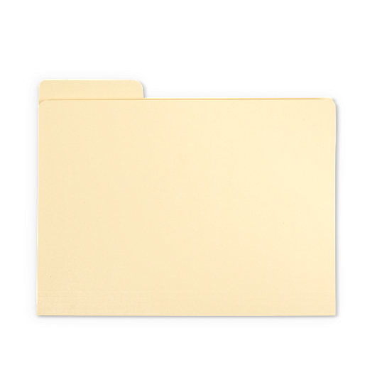 Gaylord Archival® Classic Third-Cut Tab Legal Size File Folders (100-Pack)