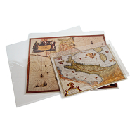 Gaylord Archival® 4 mil Archival Polyester Map & Poster Envelopes (5-Pack)