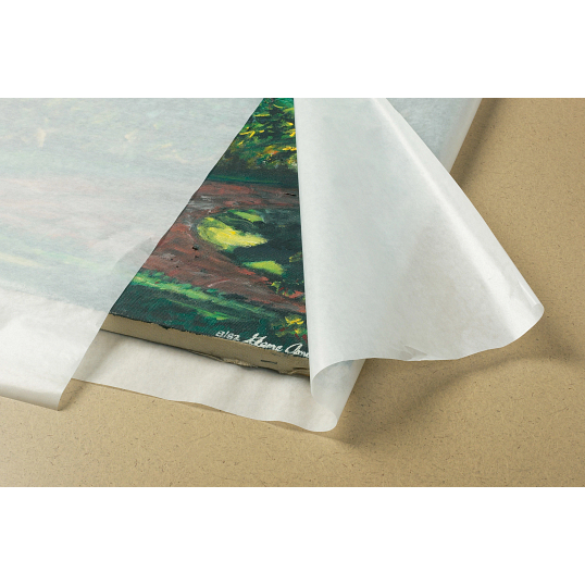 Unbuffered Glassine Sheets (25-Pack)