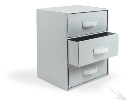 Gaylord Archival E-Flute Drawer Boxes