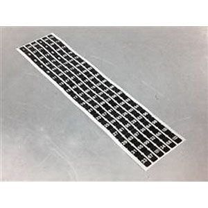 I Line&#8482 NF Panelboard Number Strip