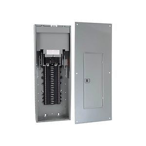 Load Centers, Main Breaker, 200 A, 1-Phase Phase, 80