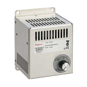 Enclosure Electric Heater, Aluminum Housing, 100W, 115V