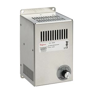 Enclosure Electric Heater, Aluminum Housing, 800W, 230V