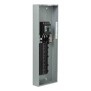 QO™ Load Center, Main Breaker, 200A 208Y/120V 240/120/240Y 3 Phase, Max. Single Pole Circuits 42