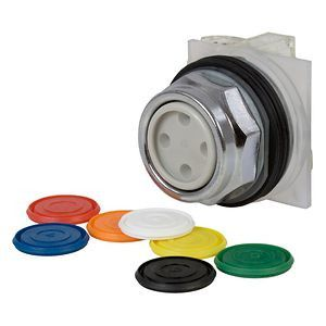 Universal 30 mm Non-Illuminated Pushbutton with KA1 Contact Block