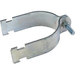 Aluminum 2-Piece Rigid/IMC Conduit Clamp, 3/4 in.