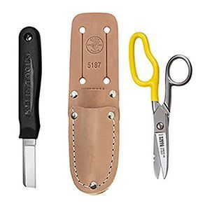 Cable-Splicer's Kit with Snips