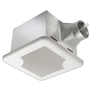 Delta BreezSignature G2 Series Exhaust Fan, Single Speed, 120V 60 Hz, 80 CFM