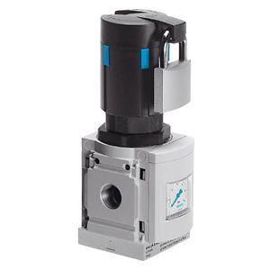 MS6N-LR-1/2-D6-AS pressure regulator