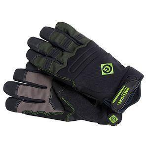 Greenlee Tradesman Gloves, Large
