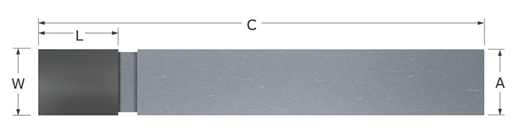 Brazed - Forming Tools - C Style