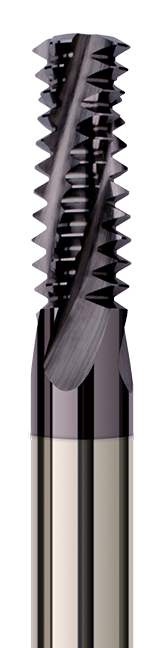 Thread Milling Cutters - Multi-Form - UN Threads - For Hardened Steels