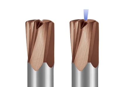 High Feed End Mills