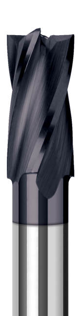 End Mills - Square - Reduced Shank