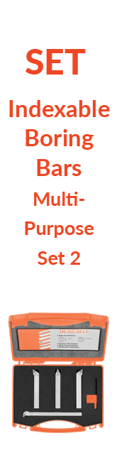 Sets - Indexable Boring Bars - Multi-Purpose Set 2