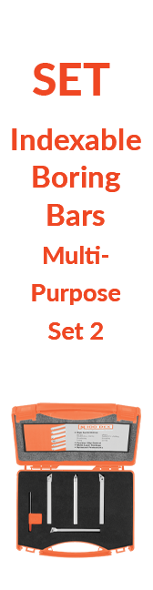 Sets - Indexable Boring Bars - Multi-Purpose Set 3