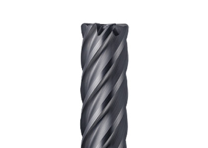 Titanium - High Efficiency Milling